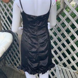 Morgan & Co. Dresses - Spaghetti Strap black cocktail dress